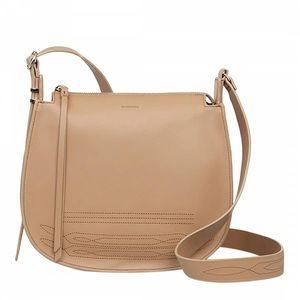 ALLSAINTS Light Caramel Cooper Lea Crossbody Bag